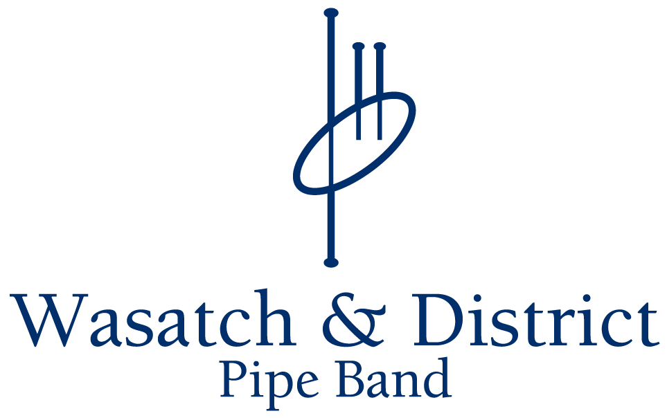 Wasatch & District Pipe Band